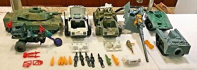 $ CDN61.87 • Buy A126 Gi Joe Lot (parts) Snow Cat Maggot Mobat Dreadnok Cycle