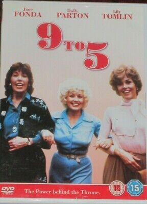 AU2.32 • Buy 9 To 5 ( DVD ) - Dolly Parton ,Jane Fonda ,Lily Tomlin