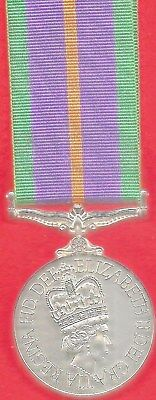 £17.99 • Buy Replica 1st Type Of The Accumulated Silvered Campaign Medal .well Struck Medal