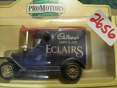 £1.99 • Buy Lledo Models       Lp06/590     Cadburys Eclairs  2656