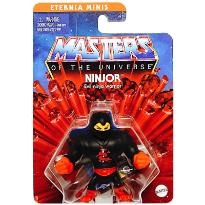 $10.99 • Buy Masters Of The Universe Eternia Minis 2  Action Figure - Ninjor