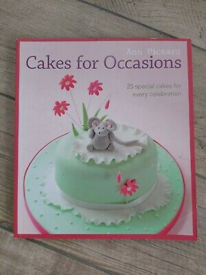 Cakes For Every Occasion Cake Decorating Book • 0.99£