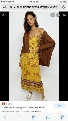 AU389 • Buy Spell And The Gypsy Collective Mystic Strappy Dress XL
