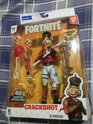 $ CDN29.72 • Buy Jazwares Fortnite 6 Inch Legendary Series Crackshot Walmart Exclusive.