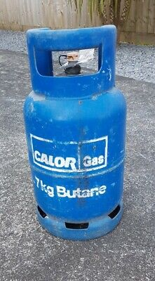 £15 • Buy Butane Gas Cannister 7kg About 1/3rd Full Approx For BBQ's Outdoor Heaters Etc
