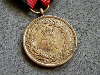 £69 • Buy Kingdom Of Württemberg Commemorative Medal For Loyal Service In 1 Campaign 1866