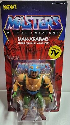 $35 • Buy MAN-AT-ARMS Vintage MOTU Masters Of The Universe Super7