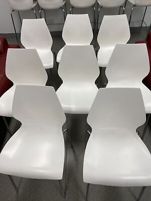 AU200 • Buy Dining Chairs White X 8
