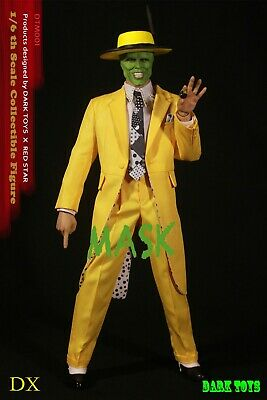 £189.12 • Buy DARK TOYS 1:6 DTM001 Jim Carrey Male Action Figure Collectible Deluxe