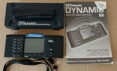 £25 • Buy Bachmann E-Z Command Dynamis DCC Control System (Untested - No Power Supply)