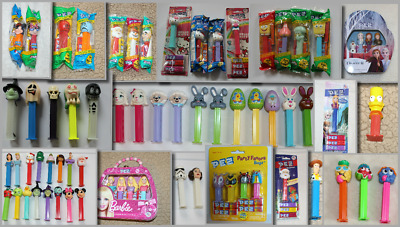 $ CDN4.82 • Buy PEZ Dispensers Loose Lots ~ New In Bag ~ New Boarded