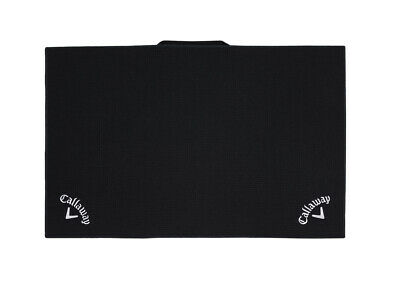 £17.70 • Buy Callaway Golf Players Towel Black New