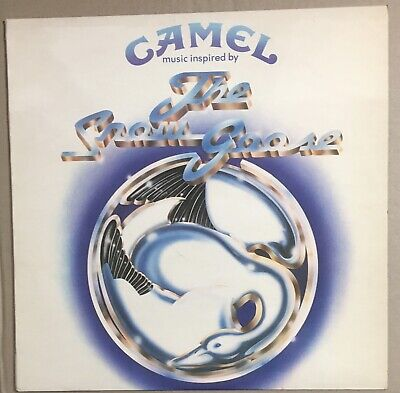 £18 • Buy Camel ' The Snow Goose ' Vinyl Album With Insert  Decca Records. Ex/Ex/Ex