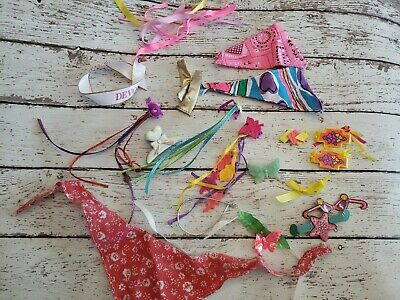 $ CDN3.63 • Buy Vintage Barbie Doll Accessory Lot Hair Clips Accessories Mixed Lot