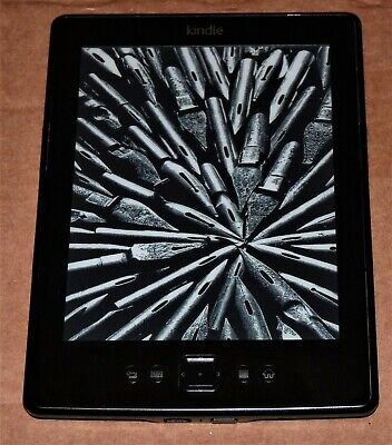 £20 • Buy Amazon D01100 Kindle 4th Generation 2GB Wi-Fi 6 Inch EBook Reader - Black