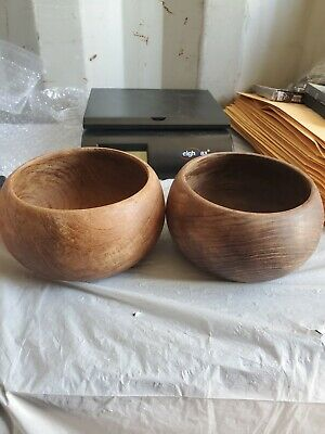 $ CDN24.18 • Buy Old Antique Primitive Wooden Wood Plates Meal Bowls Dish Cups Rustic
