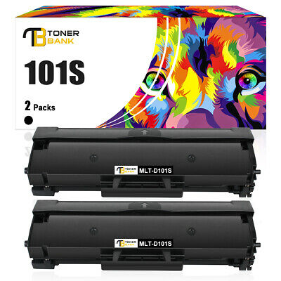 £20.99 • Buy 2 Toner Compatible For Samsung SCX-3405FW 3405F MLT-D101S SF-760 ML-2160 ML-2168