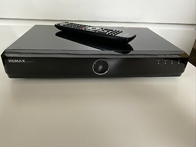 £20 • Buy Humax HDR-FOX T2 Freeview HD Recorder