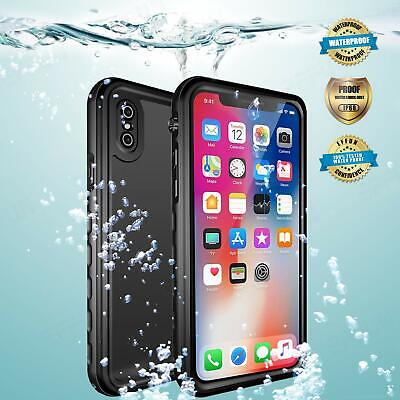 AU27.49 • Buy For IPhone 12 Mini 11 XS Pro Max XR 8 SE2 Waterproof Shockproof Protective Case
