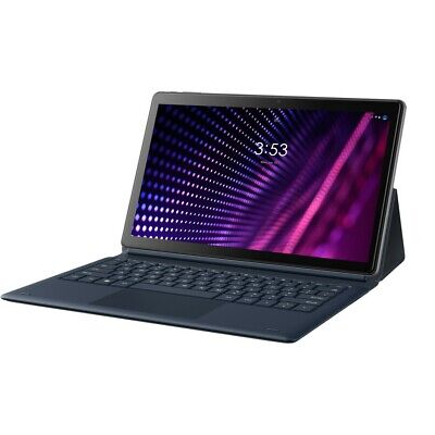AU299 • Buy JVC 11.6  Android Powered 4G + WiFi Pro Tablet With Keyboard Case NEW