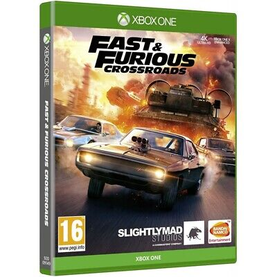 £18.71 • Buy FAST AND FURIOUS CROSSROADS Nuovo Per Xbox One Xboxone