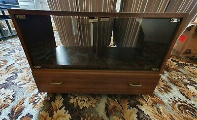 £10 • Buy TV Cabinet With Glass Doors & Drawer