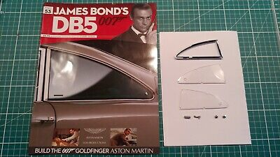 £6.99 • Buy Part 53 - Eaglemoss Build Your Own 007 James Bond's Aston Martin DB5
