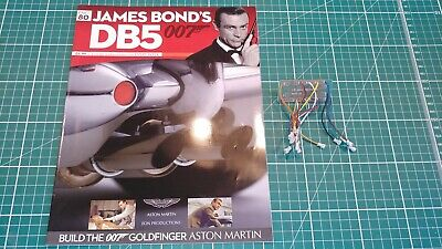 £29.99 • Buy Part 80 - Eaglemoss Build Your Own 007 James Bond's Aston Martin DB5