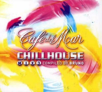 £9.99 • Buy Cafe Del Mar - Chillhouse Mix Vol.3: Compiled By Bruno Lepretre, Various Artists