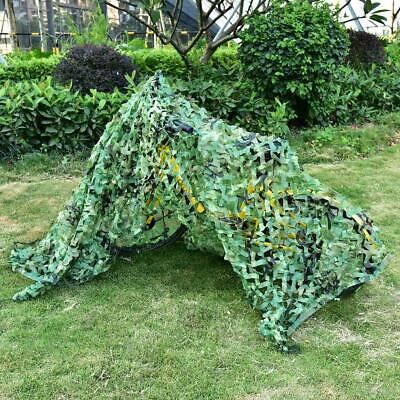 £8.99 • Buy Army Jungle Camouflage Net Hunting Shooting Camping Fishing Shelter Hide Netting