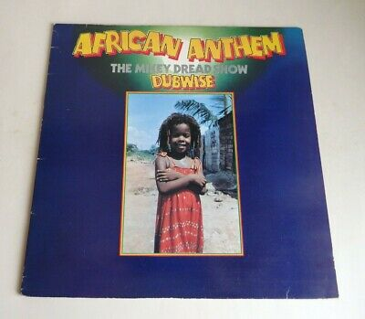 £29.80 • Buy LP The Mikey Dread Show - Dubwise – African Anthem  1979 (71827)