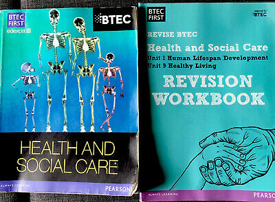 £10 • Buy BTEC Health And Social Care Level 2