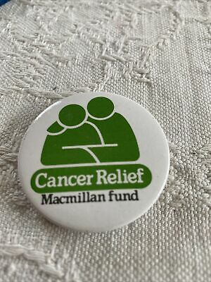 £0.99 • Buy Cancer Relief Macmillan Fund Pin Badge.