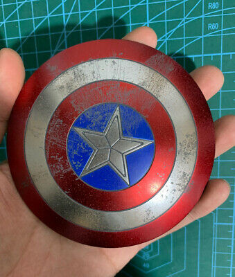 $ CDN85.88 • Buy Hot Toys HT MMS536 1/6 Scale Shield Figure Of Captain America 7.0 Accessories