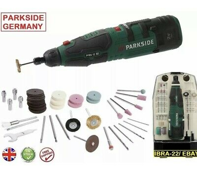 £32.99 • Buy 50pc Rotary Multi Tool Hobby Precision Drill + Dremel Type Accessories UK Seller