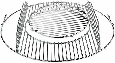 $ CDN91.73 • Buy Denmay 8835 Hinged Cooking Grate For 57 Cm Weber Charcoal Grills Gourmet BBQ Sys