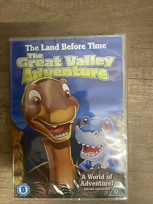 £1.98 • Buy The Land Before Time 2, Great Valley Adventure  NEW AND SEALED DVD