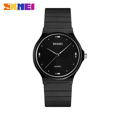 $ CDN8.46 • Buy SKMEI Casual Fashion Quartz Watch Simple Personality Women Wristwatch 1421 E673