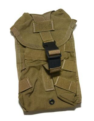 $ CDN3.63 • Buy Paraclete Pre-MSA Coyote 1 QT Canteen GP Utility Pouch - CAG Delta ACE CTT SOF