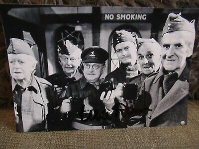£9.99 • Buy Clive Dunn Hand Signed Photograph *DADS ARMY*
