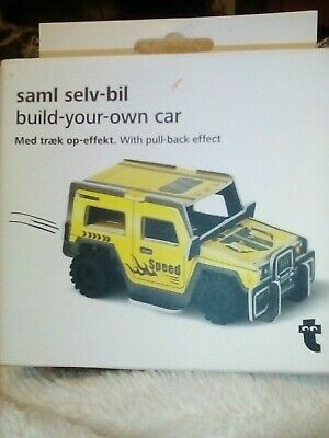 £2 • Buy Build Your Own Miniture Toy Car