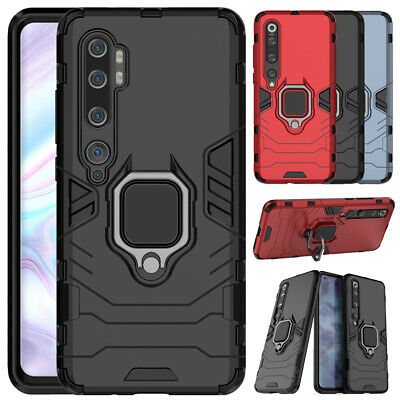 AU14.99 • Buy For Xiaomi Mi Note 10 Lite 9 10 Pro A2 A3 Ring Stand Shockproof Armor Case Cover
