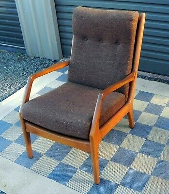 AU495 • Buy Mid Century Vintage Van Treight Arm Tv Chair