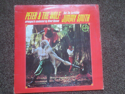 £6.99 • Buy The Incredible Jimmy Smith Peter And The Wolf 1966 Uk Mono Vinyl Lp