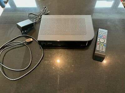 £9.80 • Buy TalkTalk YouView TV Box Huawei DN370T Freeview+ TV Recorder With Remote Control