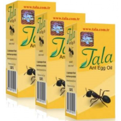 £16.32 • Buy 3 X 20 Ml  Tala Ant Egg Oil Permanent Hair Removal Reducing %100 Natural (20ml )