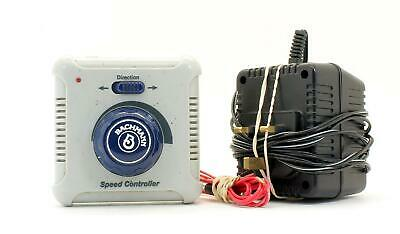 £34.50 • Buy Bachmann 'oo' Gauge 36-560 Speed Controller With Transformer *unboxed*