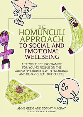 £26.74 • Buy The Homunculi Approach To Social And Emotional Wellbeing: A Flexible CBT Program