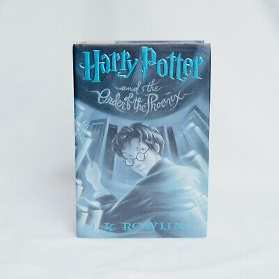 $ CDN1.21 • Buy Harry Potter And The Order Of The Phoenix Hardcover Book J.K. Rowling