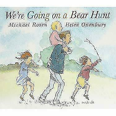 £2.49 • Buy We're Going On A Bear Hunt By Michael Rosen, Good Used Book (Paperback) FREE & F